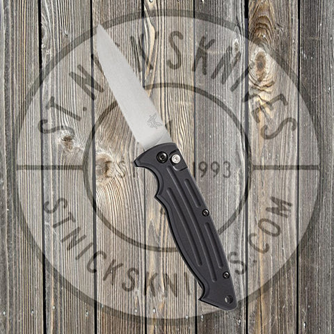 Benchmade - Mini-Reflex II - Automatic Knife - 2016 Redesign - Plain Edge - 2551