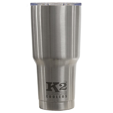K2 Coolers - Element 30 - Tumbler - 30oz - Spill-Proof Lid - SSS30 - CLOSEOUT - St. Nick's Knives
