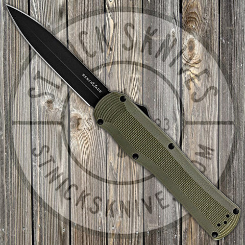 Benchmade - Autocrat - Composite Handle - S30V - Automatic - 3400BK-1