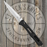 Benchmade - Fact - Axis Lock - Black Skeleton Aluminum- 417 - St. Nick's Knives