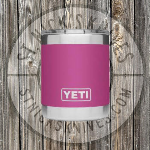 YETI - 10oz - Lowball - Prickly Pear Pink - YRAM10PPP