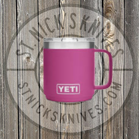 YETI - 10oz - Mug - Prickly Pear Pink - YMUG10PPP