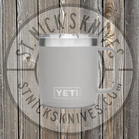 YETI - 10oz - Mug - Granite Gray - YRAM10GG