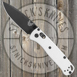 Benchmade - Mini Bugout - AXIS Lock - White Grivory - 533BK-1