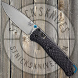 Benchmade - Bugout - AXIS Lock - Carbon Fiber Handle - S90V Blade - 535-3