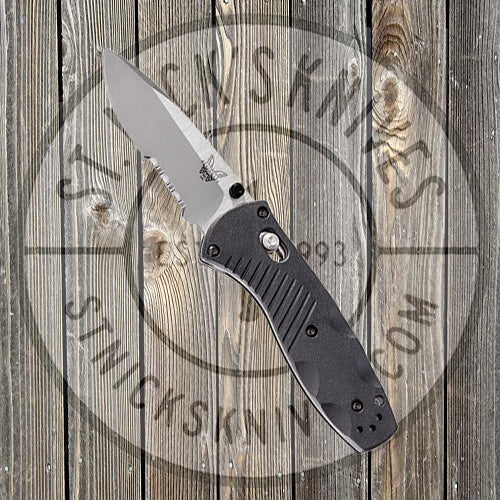 Benchmade - Mini Barrage - Combo Blade - 585S