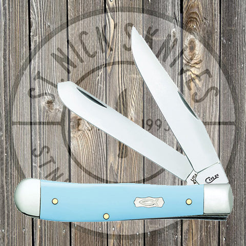 Case - Blue Ice Stockman and Trapper