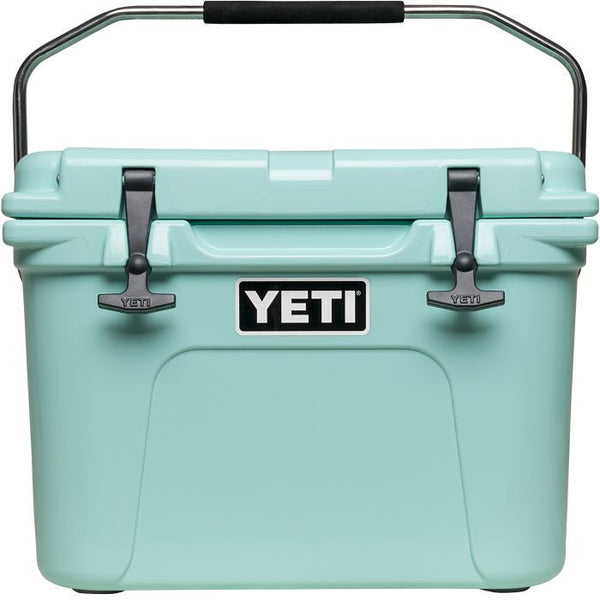 YETI Coolers - Roadie 20 Cooler - Seafoam Green - Limited Edition - YR20SG