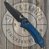 Benchmade - Rift - SHOT Show LE - 950BK-1801 - St. Nick's Knives