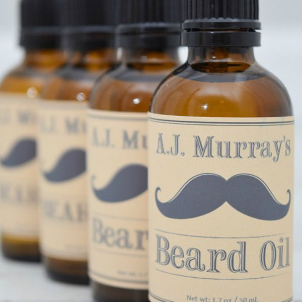 A.J. Murrays - Beard Oil - Thoreau - AJ-BO-TH