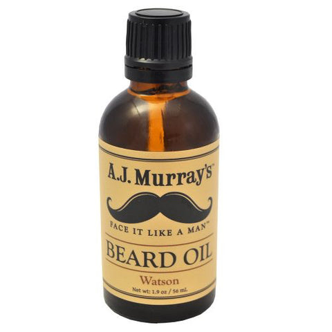 A.J. Murrays - Beard Oil - Watson - AJ-BO-WA