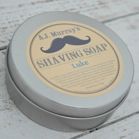 A.J. Murrays - Shave Soap - Luke - AJ-SS-LU