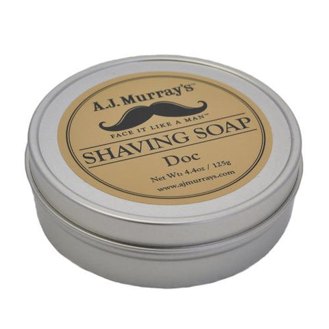 A.J. Murrays - Shaving Soap - Doc - AJ-SS-DO