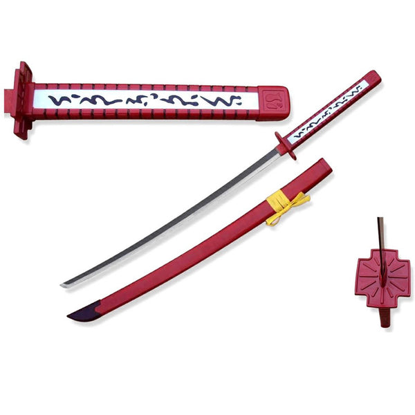Akame Ga Kill - Murasame Teigu (Poison Strike) - Replica Sword - SK-1036 - St. Nick's Knives