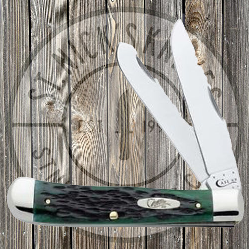 Case - Bermuda Green - Mini Trapper - 09772
