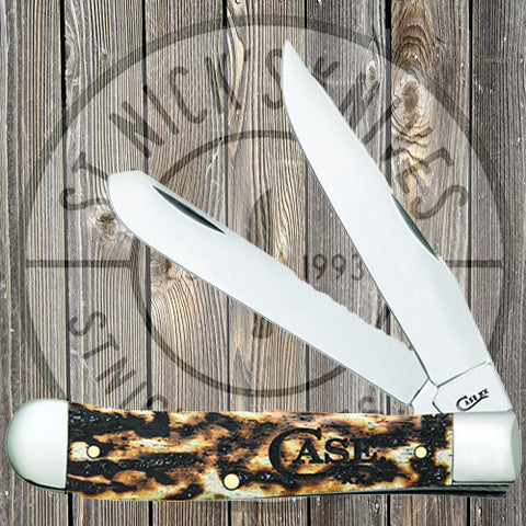 Case - Trapper - Natural Bone - Toasted Color Wash - 67910