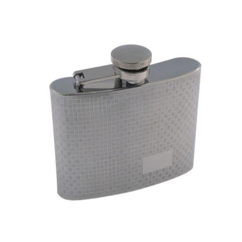 Colonel Conk - Woven Pattern - 5oz Flask - 900 - St. Nick's Knives