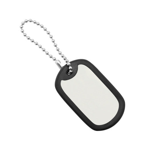 Dog Tag Silencer - SNKDTSIL - St. Nick's Knives