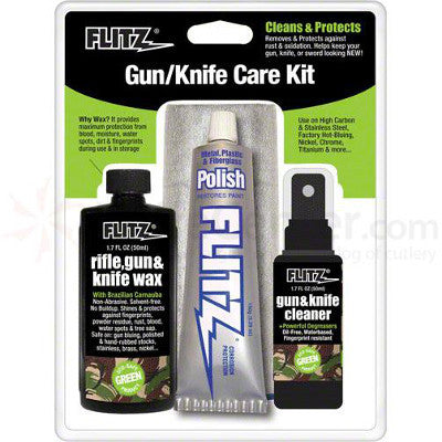 Flitz - GUN & KNIFE Care Kit - KG 41501 - St. Nick's Knives