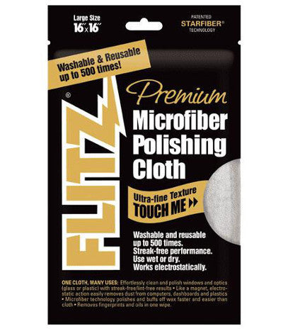 Flitz - Polishing Cloth - MC 200 - St. Nick's Knives