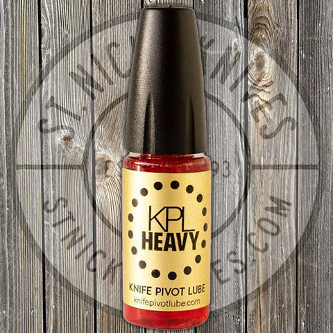 KPL - Knife Pivot Lube - Heavy Formula
