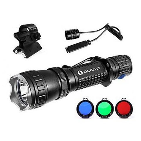 Olight - 820 Lumen - Hunting Set - M20SX - Javelot