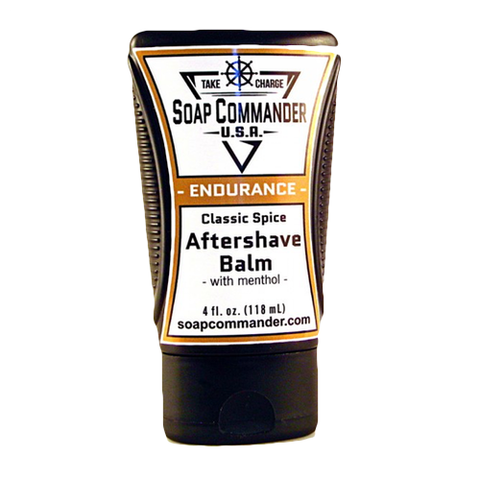 Soap Commander - Endurance - Aftershave Balm - SC-B-004 - St. Nick's Knives
