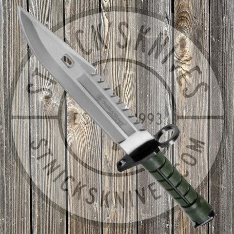 Smith & Wesson - Special Ops - M9 Bayonet - SW3G