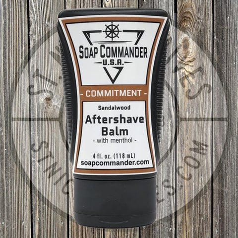 Soap Commander - Commitment - After Shave - SC-B-016