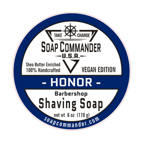Soap Commander - Honor - Shaving Soap - SC-014