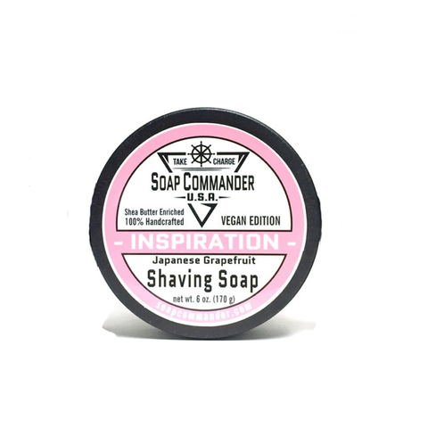 Soap Commander - Inspiration - Shaving Soap - SC-010 - St. Nick's Knives