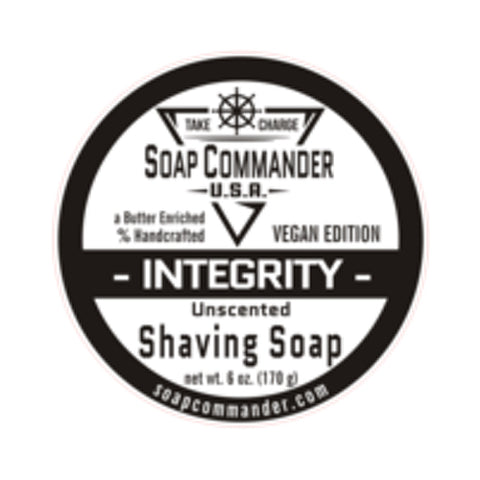 Soap Commander - Integrity - Shaving Soap - SC-015