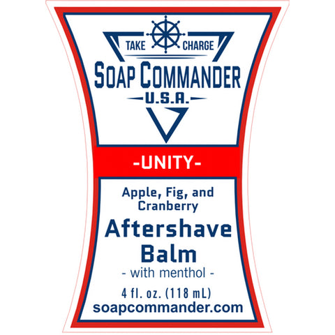 Soap Commander - Unity - Aftershave Balm - SC-B-018 - St. Nick's Knives