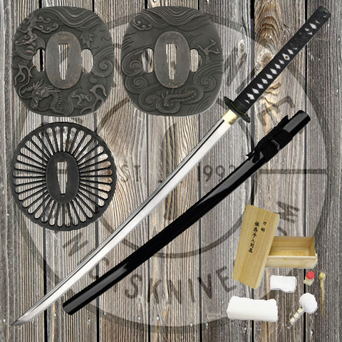 Ten Ryu - Samurai Sword - MA-203BK