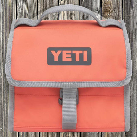 YETI - Daytrip Lunch Bag - Coral - 18060130026 - YDAYLBC