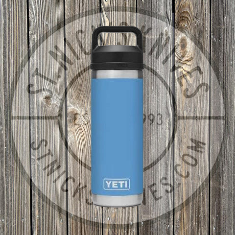 YETI - Rambler - 18oz Bottle - 21071060024 - Pacific Blue - YRAM18PB