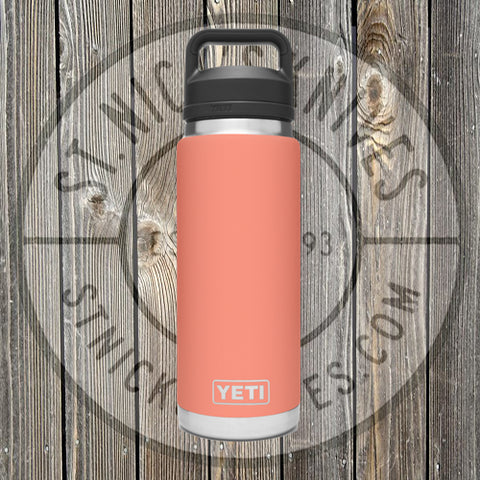 YETI - Rambler - 26oz Bottle - 21071200022 - Coral - YRAM26C
