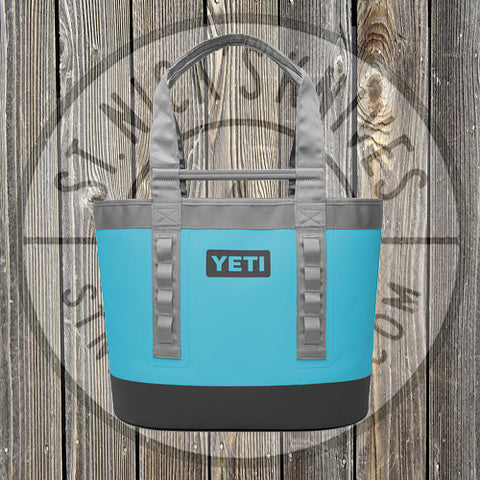 YETI - Camino Carryall - 26010000037 - Reef Blue - YCAM35RB
