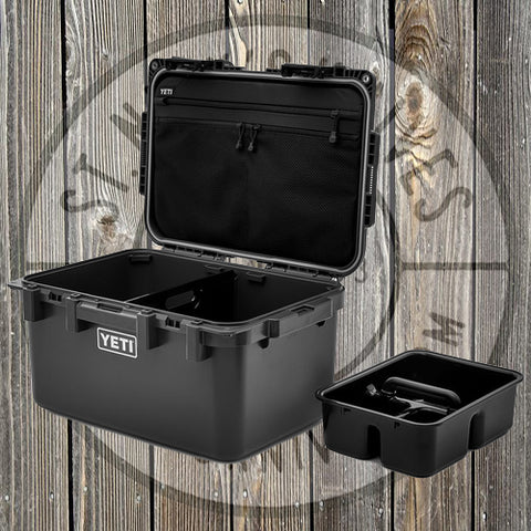 YETI - Loadout Gobox - 26010000026 - Charcoal - LDOUTCH