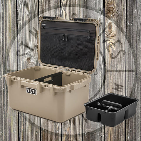 YETI - Loadout Gobox - 260100000 - Tan - LDOUTTN