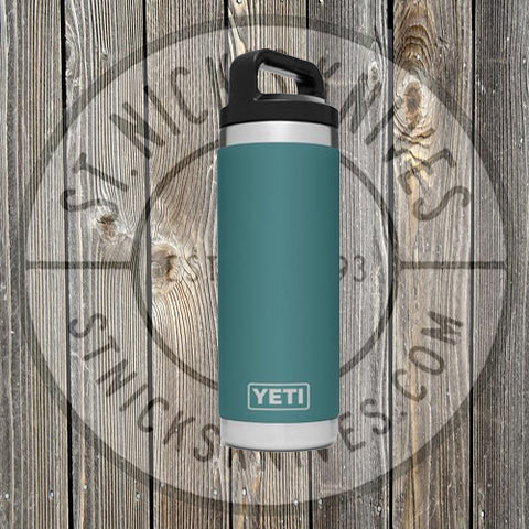YETI - Rambler - 18oz Bottle - 21071500150 - River Green - YRAM18RG
