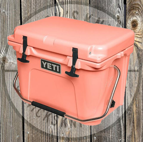 YETI - Roadie 20 - Limited Edition - Coral - Y20RLEC - St. Nick's Knives