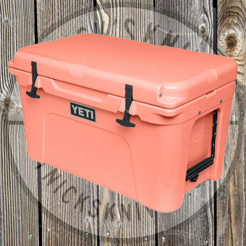 YETI - Tundra 45 - Limited Edition - Coral - Y45TLEC - St. Nick's Knives