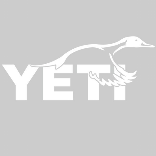 YETI Coolers - Pintail Duck - Window Decal - YSDDUCK