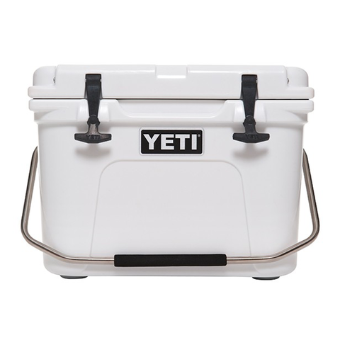 YETI Coolers - Roadie 20 - 20qt - White - YR20W - St. Nick's Knives