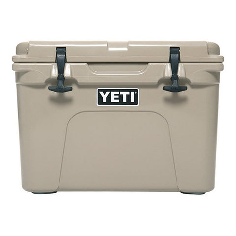 YETI Coolers - Tundra - 35 Quart - Tan - YT35T - St. Nick's Knives