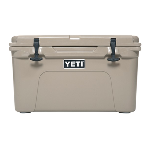 YETI Coolers - Tundra 45 - Tan - 45 Quarts - YT45T - St. Nick's Knives