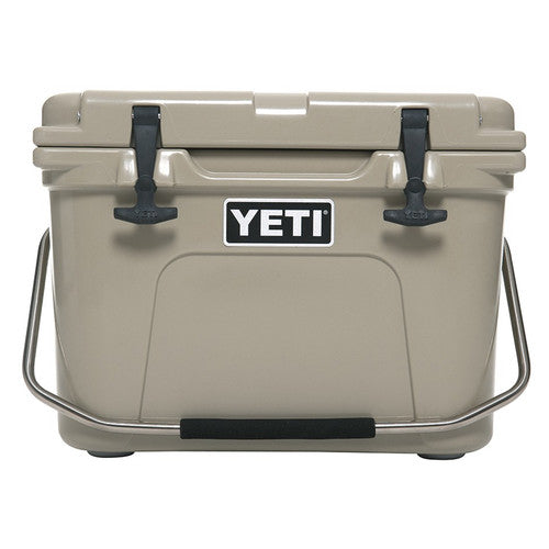 Yeti Coolers - Roadie Cooler - 20 Quart - Tan - YR20T