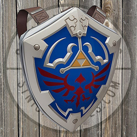 Zelda Shield Backpack - BACKPACK SHIELD
