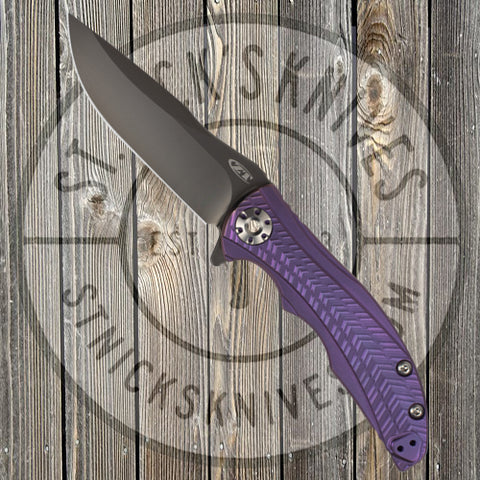 Zero Tolerance - Sprint Run - RJ Martin KVT - Purple Scales - 0609PUR